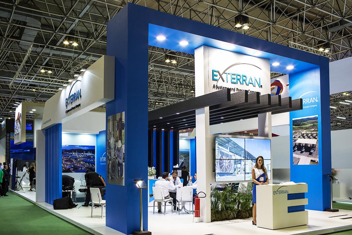 Exterran - Rio Oil & Gas