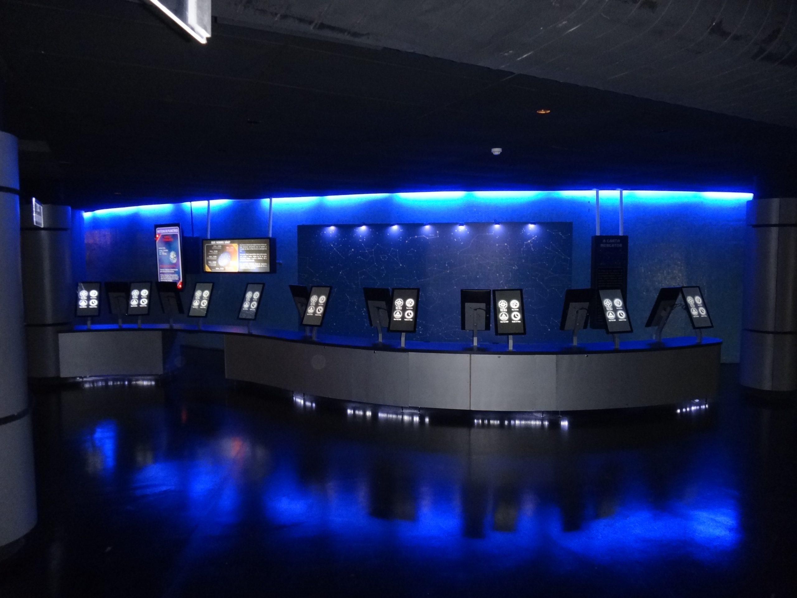 Fundação Planetário do Rio de Janeiro - Exposição Astronomia