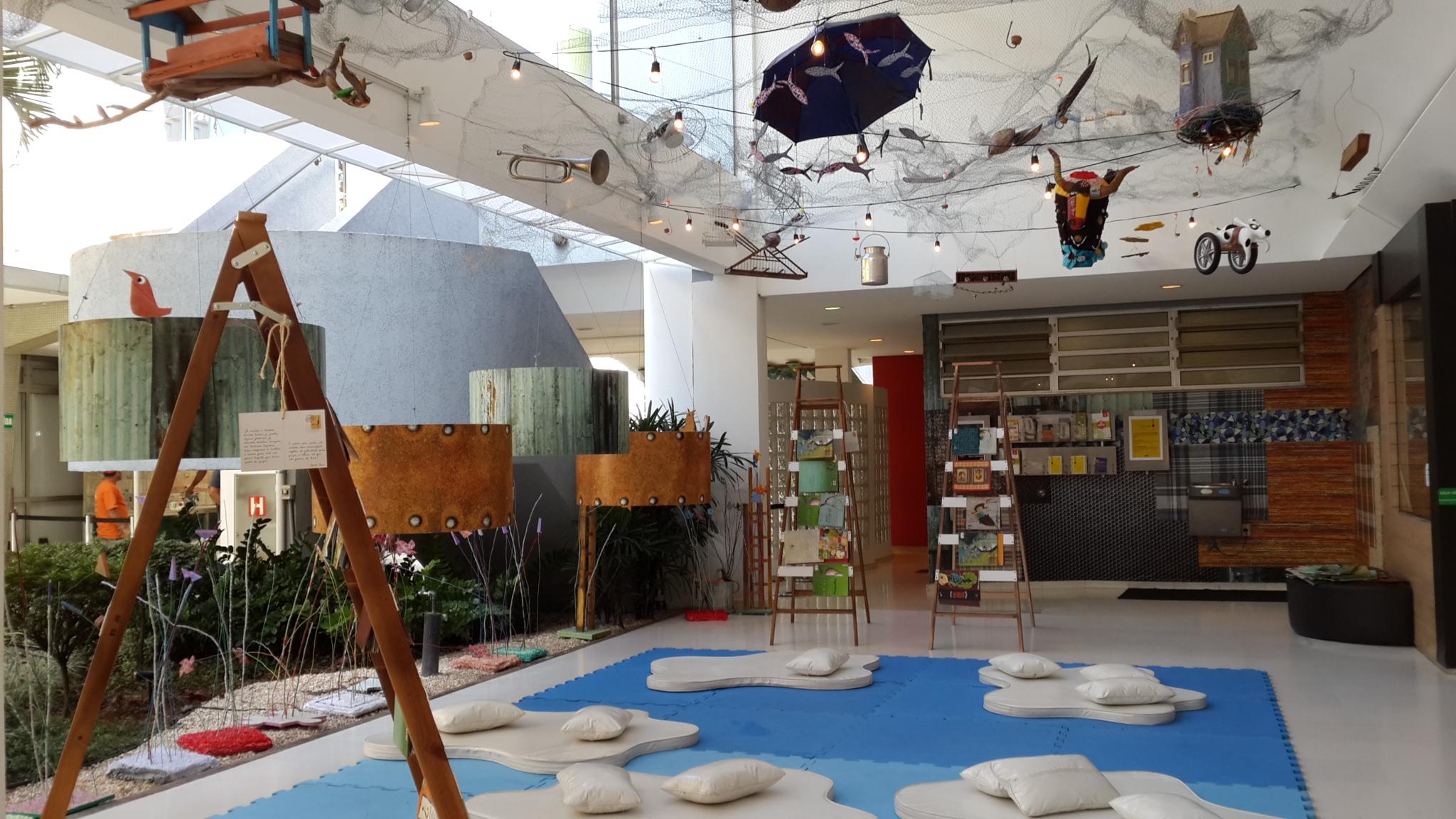 Sesc - Exposição Sesc Ribeirão Preto