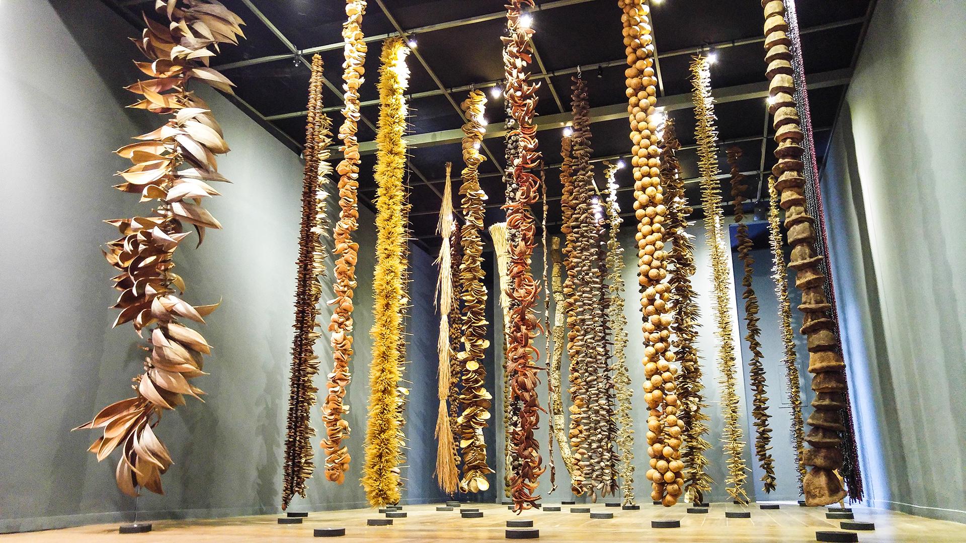 Crab - Exposição no centro Sebrae de referência do artesanato brasileiro