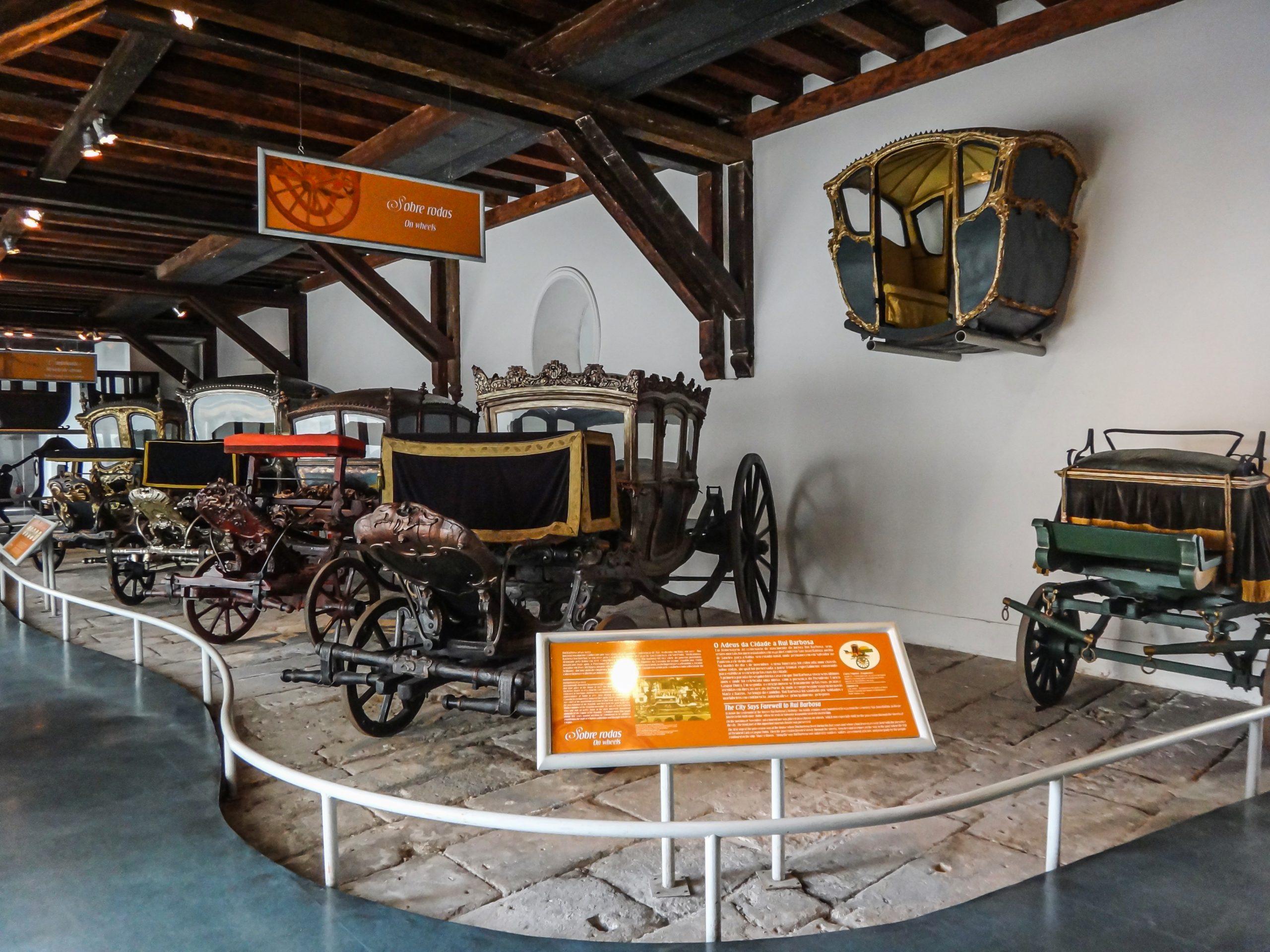 Museu Histórico Nacional - Exposição de Longa Duração